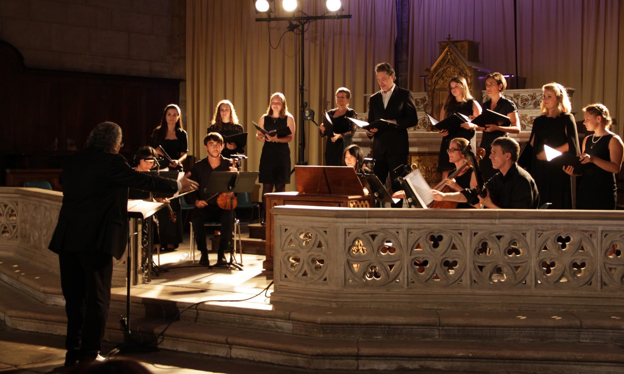 Atelier d'Oratorio