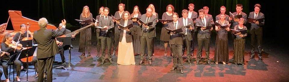 Atelier d'Oratorio, Ensemble Antiphona Rolandas Muleika