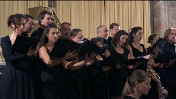 12 août 2012 : les demoiselles de Saint-Cyr et Vox Bigerri