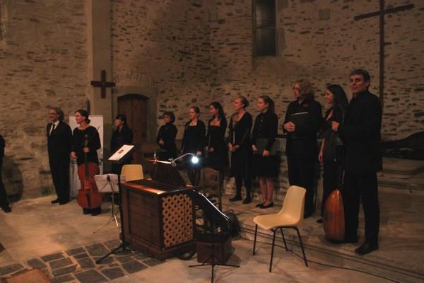 30 septembre 2012 : Demoiselles de Saint-Cyr,des ténèbres vers la lumière…