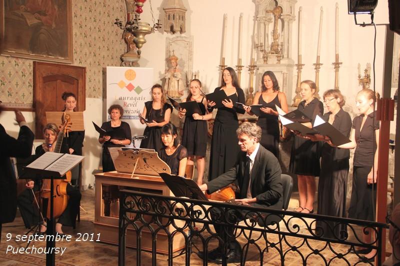 9 septembre 2011 : Demoiselles de Saint-Cyr, des ténèbres vers la lumière…