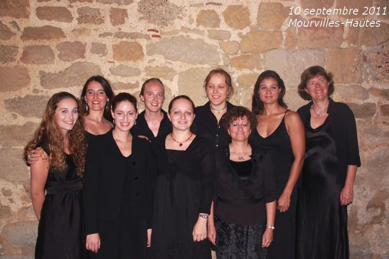 10 septembre 2011 : Demoiselles de Saint-Cyr, des ténèbres vers la lumière…