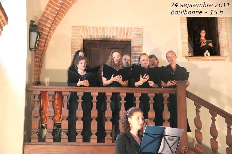24 septembre 2011 : Demoiselles de Saint-Cyr, des ténèbres vers la lumière…