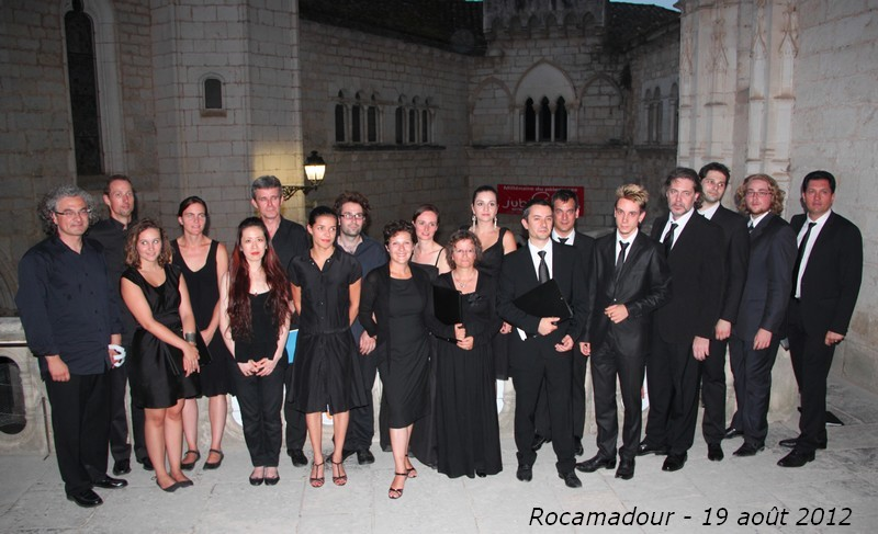 19 août 2012 : le Baroque méridional