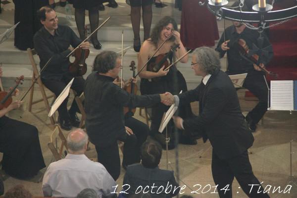 12 octobre 2014 : Les Chapelles Royales en Europe