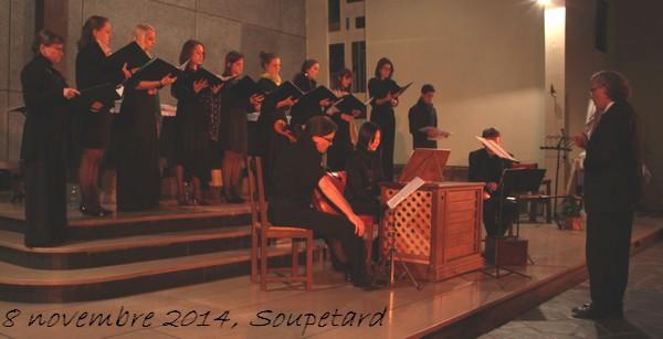 8 novembre 2014 : La musique au temps des Demoiselles de Saint-Cyr